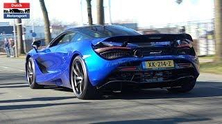 Supercars & Sportscars Accelerating at Cars & Karts! - Urus, GTC4Lusso, RS5, 720S, Silvia, GLE63,...