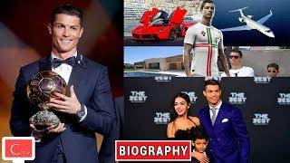 Cristiano Ronaldo Biography ★ Life Story ★ Net Worth And Luxury Lifestyle