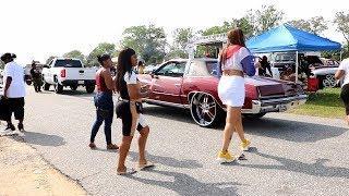 WhipAddict: Stuntfest 2K19 Car Show Concert, Custom Cars, Big Rims: Part 1