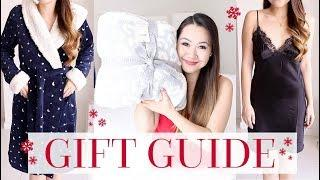 THE ULTIMATE AFFORDABLE LUXURY GIFT GUIDE FOR HER!