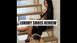 LUXURY SHOES REVIEW || CHITCHAT :)