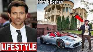 Hrithik Roshan Net Worth, Salary, House, Car, Family and Luxurious Lifestyle | 2018
