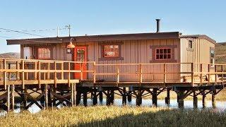 Sea Star Cottage, A Luxury Romantic Getaway For Two On The Shores Of Tomales Bay