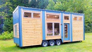 Luxury The Blue Heron Tiny House For Sale | Lovely Tiny House