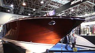 2018 Pedrozzini Vivale Luxury Motor Boat - Walkaround - 2018 Boot Dusseldorf Boat Show
