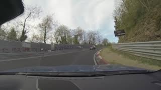 BMW M2 F87 LCI Nürburgring Nordschleife 22.04.2019