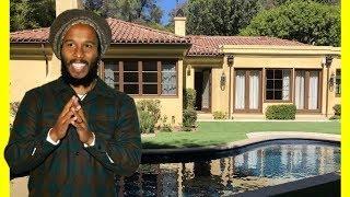 Ziggy Marley House Tour $3100000 Beverly Hills Luxury Lifestyle 2018