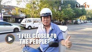 I don't have a luxury car, I campaign on my motorcycle, says Uncle Kentang