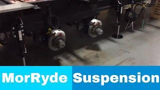 Morryde IS Suspension - Luxe Luxury Fifth Wheel