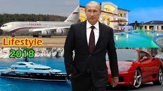 Vladimir Putin's Luxury Lifestyle 2018