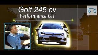 Bianco Auto   PROVA SU STRADA   Volkswagen Golf VII GTI 245 CV Performance DSG