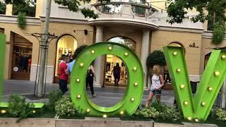 Las Rozas: Luxury Brands Outlet Shopping Village, Madrid Spain