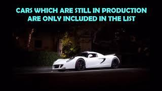 Top 10 Most Luxury Cars In 2020