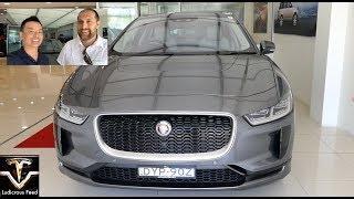 Jaguar I-PACE Test Drive (Australia)