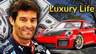 Mark Webber Luxury Lifestyle | Bio, Family, Net worth, Earning, House, Cars