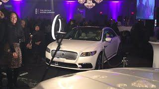Lincoln luxury car fashion and luxe life event Live fro Atlanta