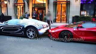 LÜKS ARABA KAZALARI (Super Sport Cars Accidents)