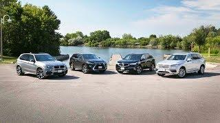 2018 Luxury SUV Comparison: MDX vs XC90 vs X5 vs RX 350L