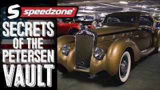 Speedzone: Secrets of the Petersen Vault
