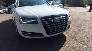 2012 Audi A8 L Milwaukee, WI, Kenosha, WI, Northbrook, Schaumburg, Arlington Heights, IL 4959