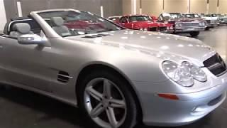 2005 Mercedes Benz 500SL #725-DFW Gateway Classic Cars of Dallas