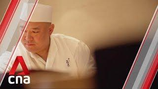 In Tokyo, the sushi chef who serves aged fish | CNA Luxury