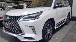 2019 Lexus LX 570 Signature / Super Sport - World's Luxurious SUV