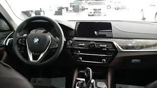 BMW 530d Luxury Plus 흰색 Alpine White & Mocha Seats