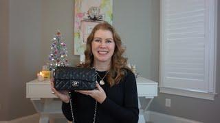Chanel Mini Rectangular Flap, What Fits and Mod Shots!