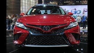 PERFECT SEDAN 2018 TOYOTA CAMRY ALL NEW TYPE | LIMITED EDITION