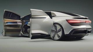 Wild Electric Concept Cars Coming Out 019 2020