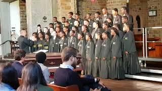 COTA Youth Choir Namibia  - Lux by Eslon Hindundu