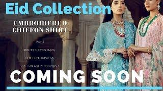 Khaadi Unstitched Luxury Collection 2018 with Prices - Khaadi Lawn 2018 - Eid Collection Coming Soon