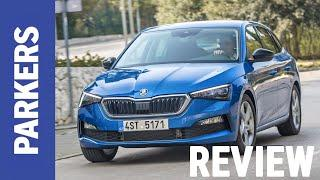NEW Skoda Scala 2019 First Drive | How close is it to the VW Golf?