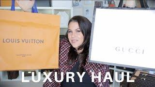 LUXURY HAUL | Jerusha Couture