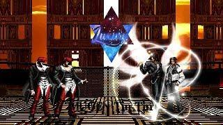 [KOF Hall Of Luxury] Undying Rage ♥ Iori Yagami-AD VS Kyo Kusanagi-MI & WF-Kyo Kusanagi