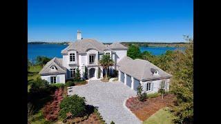 Orlando Luxury New Homes - Bella Collina Custom Lakefront Pool Home $3,500,000!