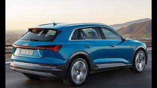Audi E-Tron 2019 :E-Tron Is Audi First Luxury Electric SUV