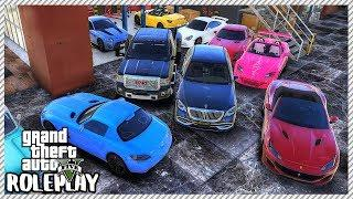 GTA 5 Roleplay - Spending $1,000,000 Buying Cars | RedlineRP #402