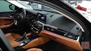 BMW 520i Luxury 블랙 Black Sapphire & Cognac Seats