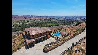 $1,498,200 MANSION CARVED in a CLIFF-SIDE, OVERLOOKING the backcountry!