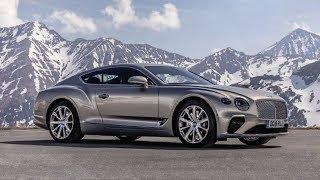 2019 Bentley Continental GT -  New Luxury Cars Experience