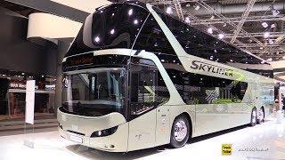 2019 Neoplan Skyliner 78 Seat Double Decker Luxury Coach - Walkaround - 2018 IAA Hannover
