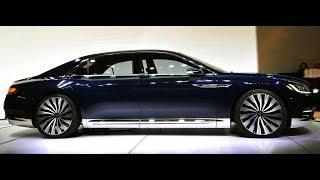 NEW 2019 - Lincoln Continental Super Luxury - Exterior and Interior 1080p Full HD