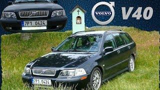 Volvo V40 s Otřesným Volantem ???? a Klouzavou Kůžičkou ???? - 2.0 Turbo