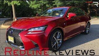 2018 Lexus GS 450h – The Forgotten Luxury Hybrid