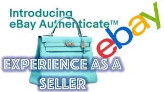 eBay authenticate | experience as a seller | docLUXURY
