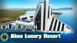 Akua Luxury Resort by Yunaleska_Kurryku  -  Empyrion: Galactic Survival Workshop Showcase