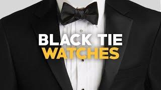 Luxury Watches for Black Tie Event?