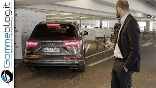 2019 Audi Q7 Automated Parking
